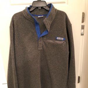 Columbia Pfg fleece pullover